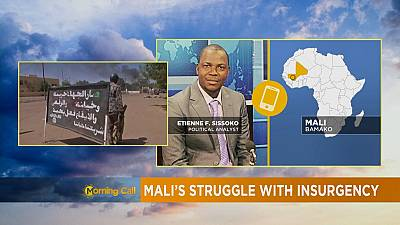Mali struggling with insurgency [The Morning Call]