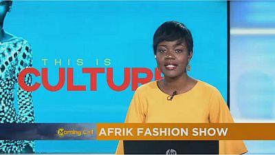 This is Culture : pleins feux sur l'Afrik Fashion Show et ''l'Afrique a un incroyable talent''