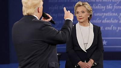 Second US presidential debate