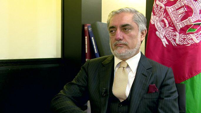 """عبد الله عبد الله:"""" الحكومة الأفغانية فتحت باب السلام والحوار"""""""