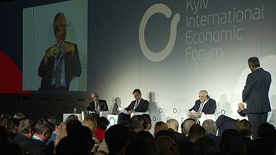 Ukraine sets sights on foreign investment