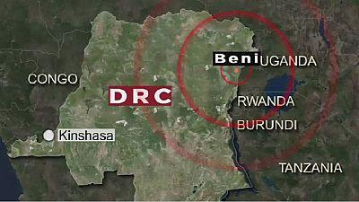 RDC : 10 morts dans de nouveaux affrontements à Beni