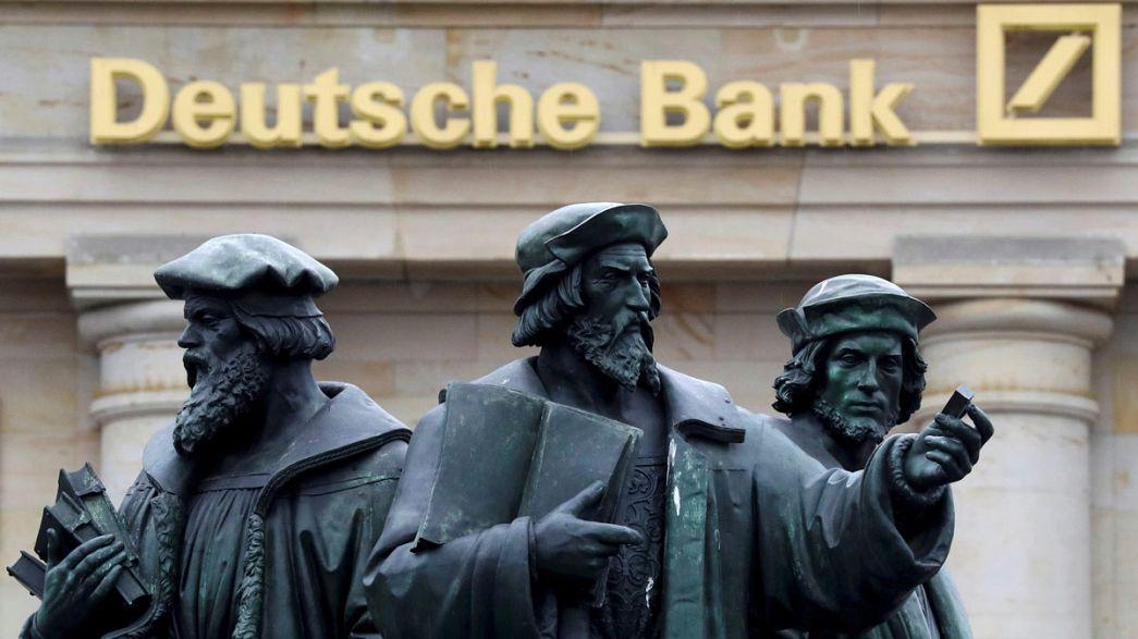 کشمکش بین دویچه بانک و دادگستری آمریکا ادامه دارد