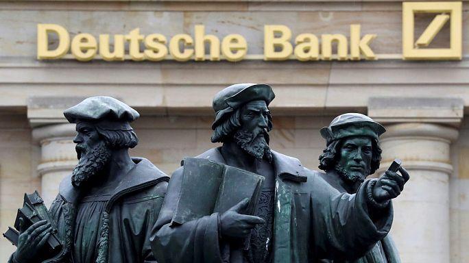 Άντεξαν οι ελληνικές τράπεζες, ευρωπαϊκή πτώση λόγω Deutsche Bank