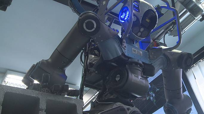 Takeaway: search and rescue robot