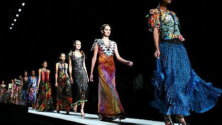 Accra Fashion week takes centre stage