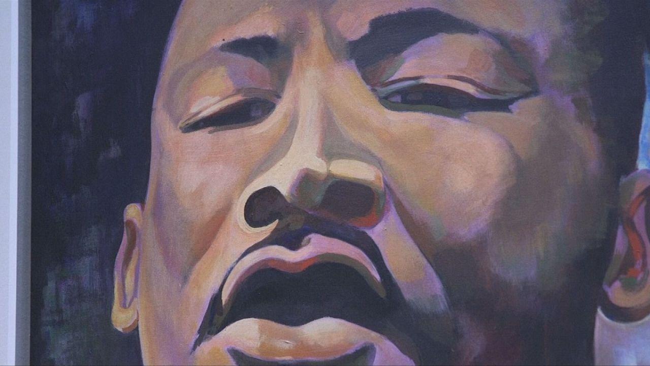Afro Amerikan sanatçılardan Paris'te ırkçılık mesajı: 'Renk Hattı'