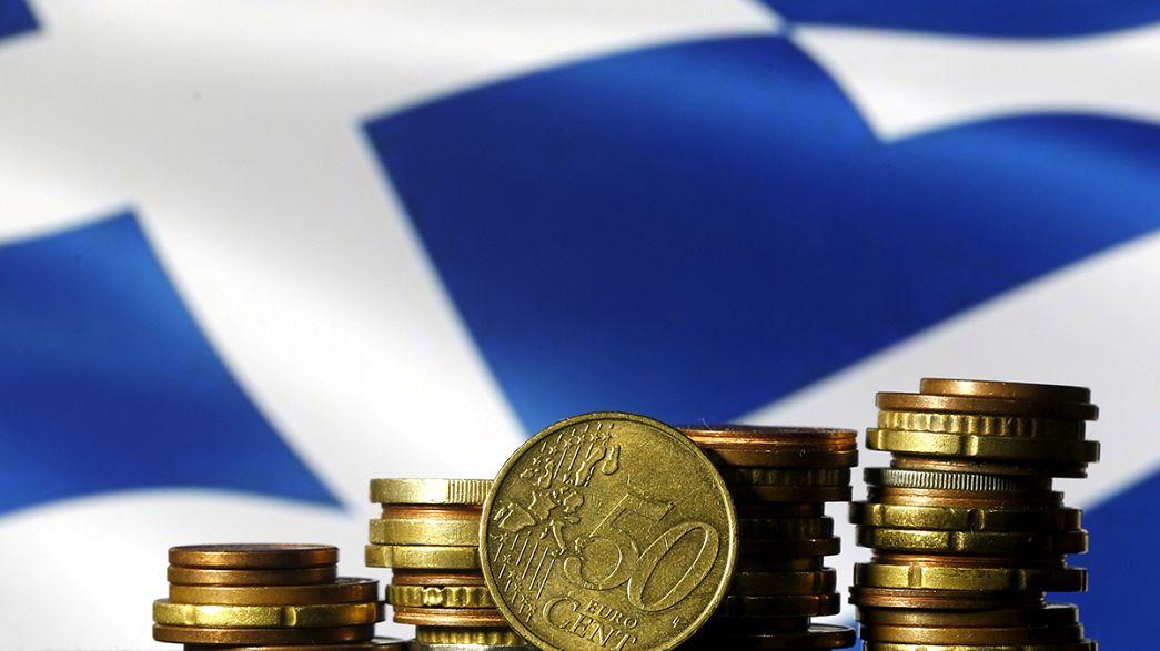 El Eurogrupo aprueba el desembolso de 1.100 millones de euros para Grecia