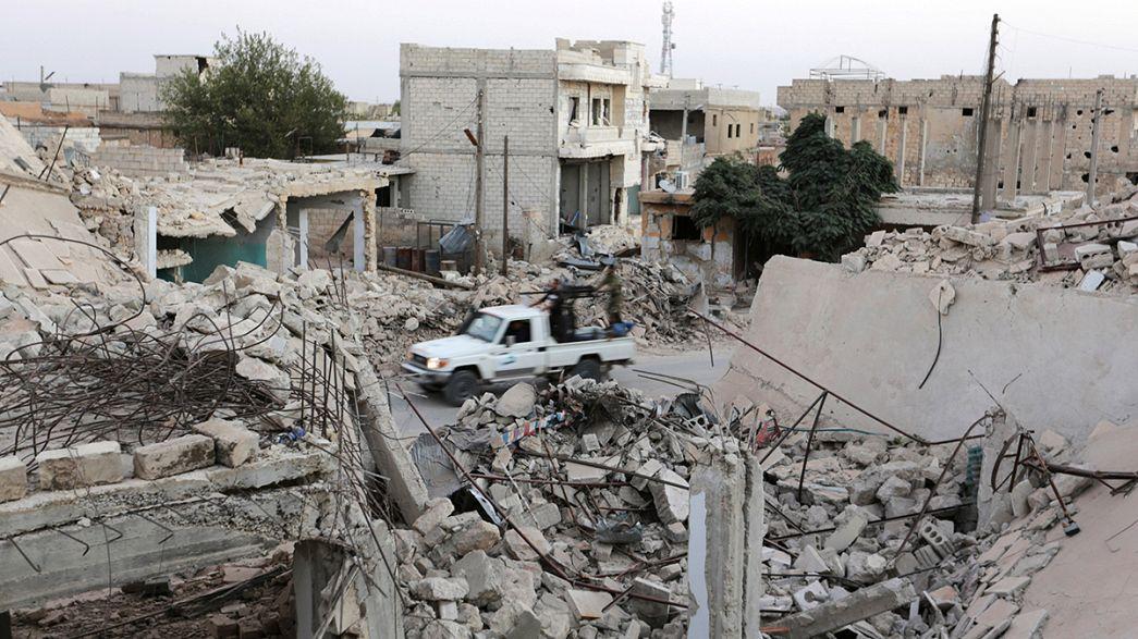 Ban Ki-Moon exige reabertura de investigação a crimes de guerra na Síria