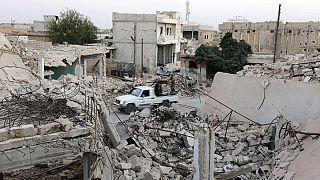 Fransa Halep için Uluslararası Ceza Mahkemesine gitmeyi planlıyor