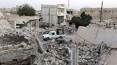 Ban Ki-moon pide de nuevo una investigación en Siria por crímenes de guerra