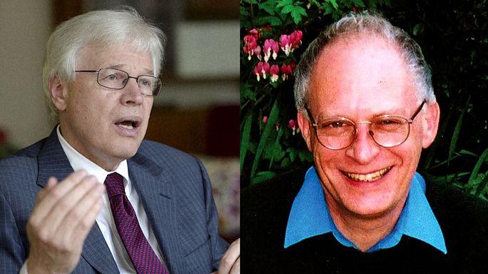 Oliver Hart és Bengt Holmström kapta a közgazdasági Nobel-emlékdíjat