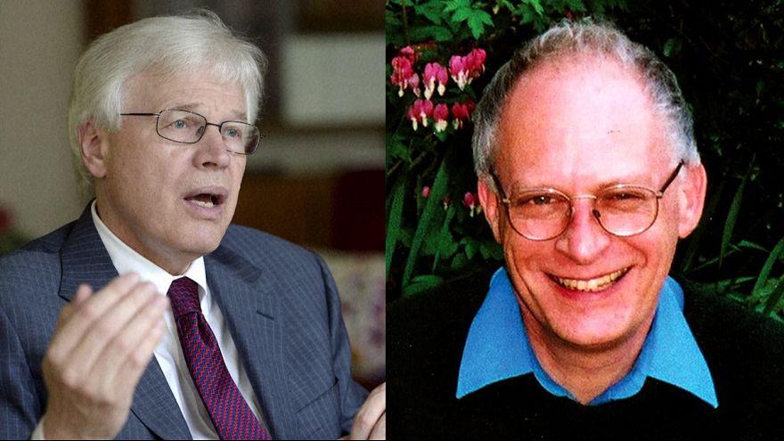Nobel da Economia para Oliver Hart e Bengt Holmström