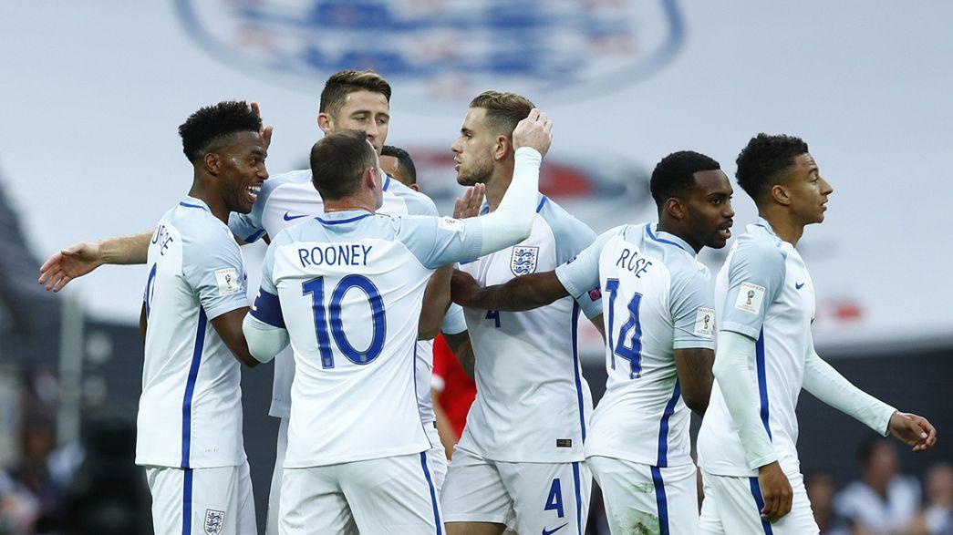 Inglaterra empieza a levantar cabeza