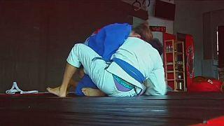 Égypte : l'académie nationale de Jujitsu se prépare pour l'Open de Londres