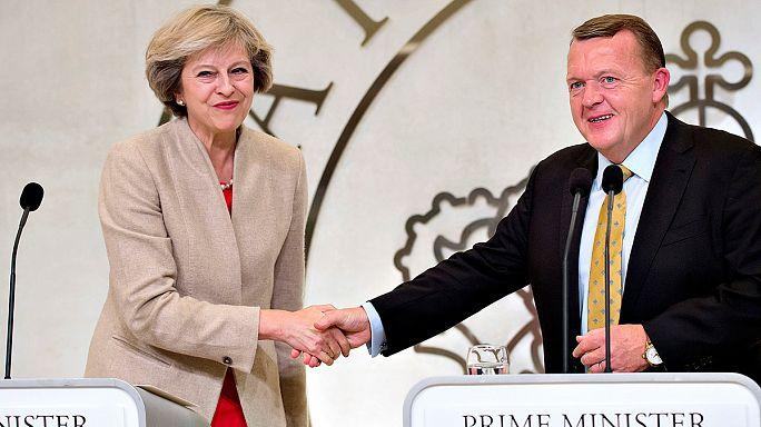 May espera garantizar los derechos de los europeos que viven en el Reino Unido