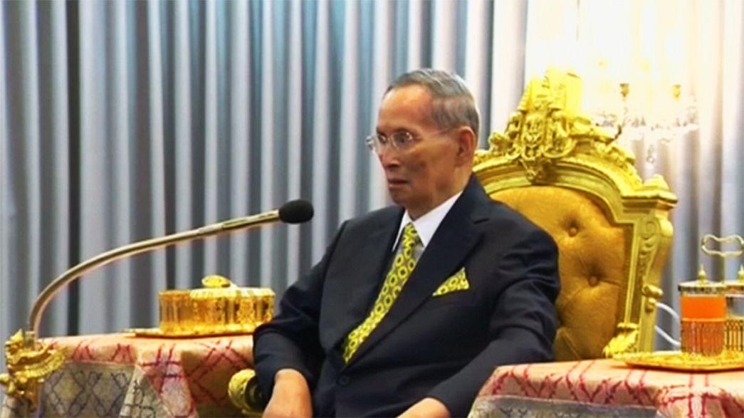 Fears for the health of Thai king Bhumibol Adulyadej