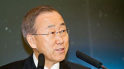Haïti : Ban Ki-moon parle de la nécessité d'une ''réaction majeure'' après Matthew