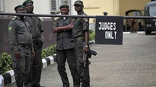 Arrested Nigerian judges freed on bail