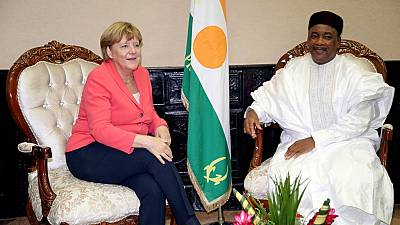 Niger promised over $30 million German support