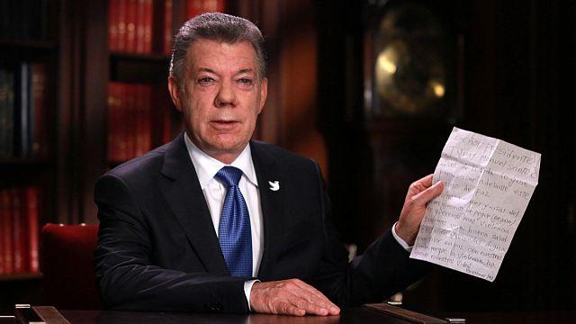 الحكومة الكولومبية وجيش التحرير الوطني يعلنان بدء مباحثات للسلام