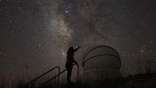 İlk yerli Türk teleskop üretimi
