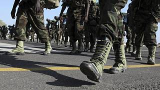 Ethiopian troops pull out of key Somali military base