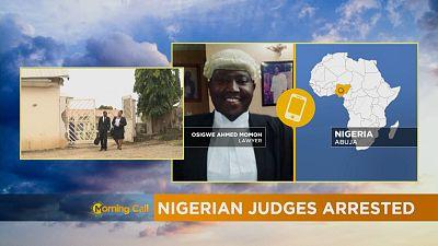 Nigeria : Des juges arrêtés pour corruption [The Morning Call]