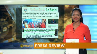 Press Review of October 11, 2016 [The Morning Call]