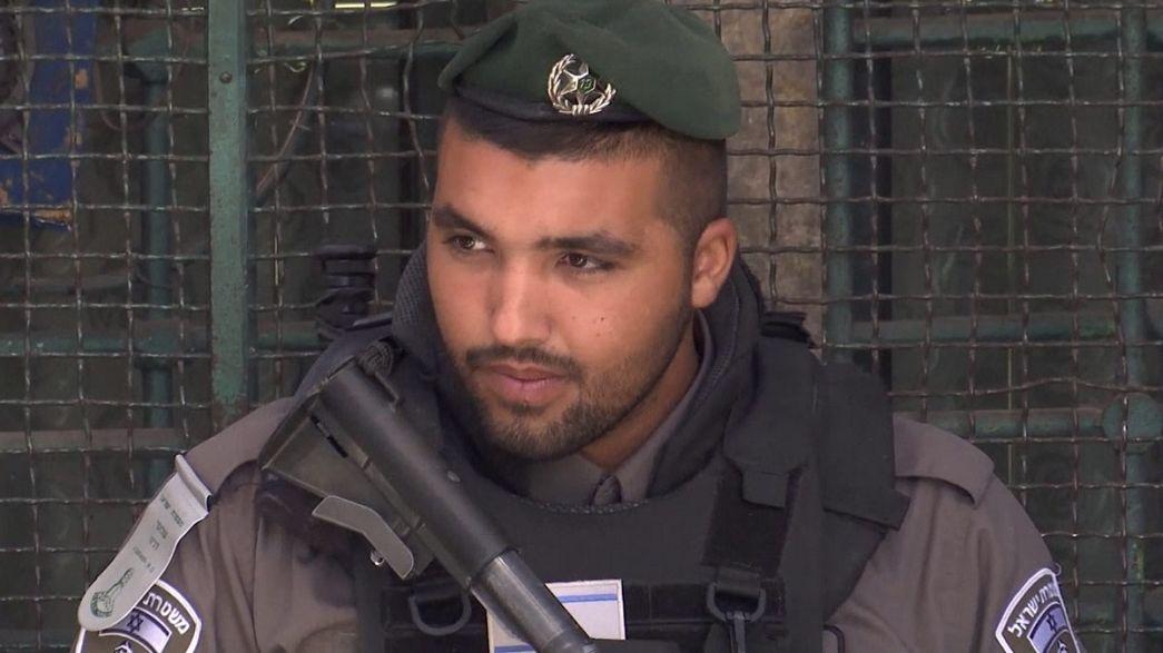 Армия Израиля ввела праздничную блокаду палестинских территорий