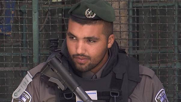 Hohes Polizeiaufgebot während Jom Kippur in Israel