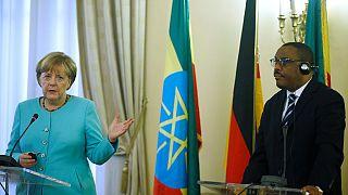 Ethiopia must allow protests, police must be measured – Angela Merkel