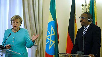 Éthiopie : une enquête sur les violences annoncée, Angela Merkel contredite par l'opposition