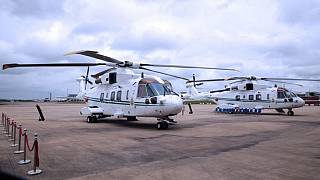 Nigeria: government hands over two presidential helicopters to the Airforce