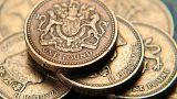 Großbritannien: Verlierer, pfundweise