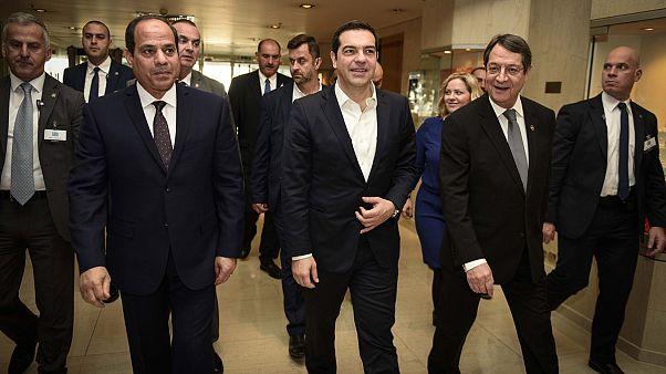 Τριμερής Κύπρου, Ελλάδας και Αιγύπτου: Υλοποιούνται έργα σε ενέργεια, γεωργία, τουρισμό, θαλάσσιες μεταφορές