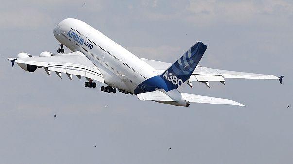 Airbus freine la production d'A380