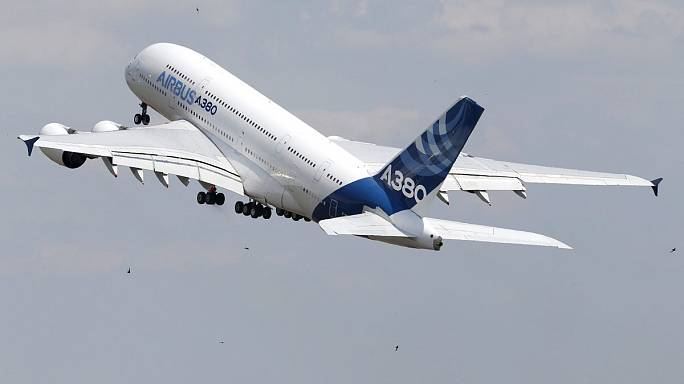 Airbus freine la production d'A380