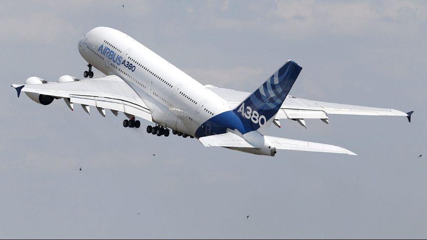 Airbus taglia la produzione dell'A380 in attesa della ripresa degli ordini
