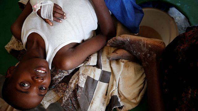 ООН опасается вспышки холеры на Гаити