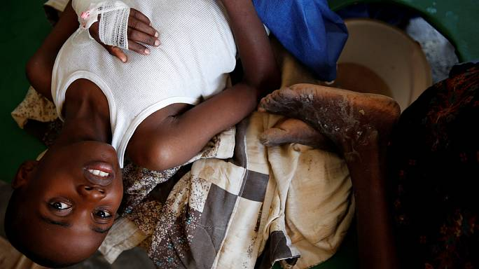 Cholera: Eine Million Impfdosen für Haiti