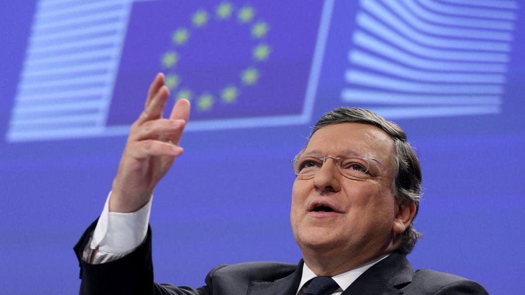 Dos peticiones contra Barroso llegarán este miércoles a la Comisión Europea