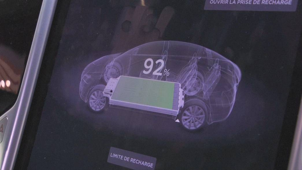 Electrics cars are the stars at Paris Motor Show