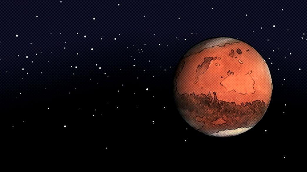 Obamas Traum: Menschen auf dem Mars vor 2030