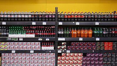 L'OMS pour une augmentation des taxes sur les boissons gazeuses