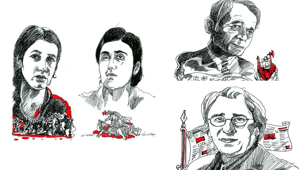 Annunciati i finalisti del premio Sakharov: Can Dündar, Mustafa Dzemilev e Nadia Murad e Lamiya Aji Bashar