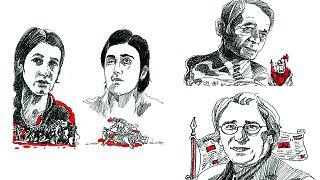 Őket jelölték az idei Szaharov-díjra