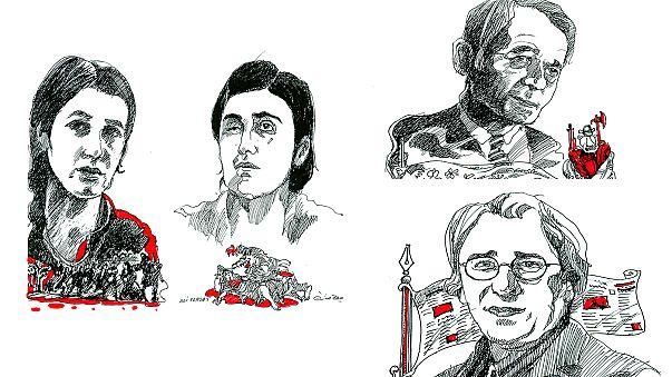 Sélection du Prix Sakharov