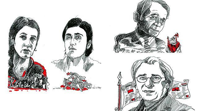 Джемилев - среди оставшихся кандидатов на премию Сахарова