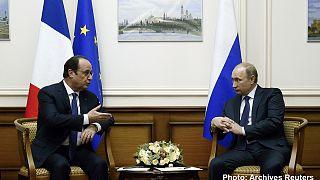 Сирийский вопрос рассорил Францию с Россией